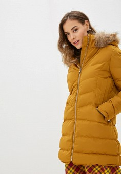Куртка, Amara Reya, цвет: желтый. Артикул: AM026EWHGXN7. Одежда / Верхняя одежда / Демисезонные куртки