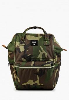 Рюкзак, Anello, цвет: мультиколор. Артикул: AN055BUGKFZ2. Аксессуары / Рюкзаки