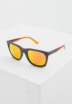 Очки солнцезащитные, Armani Exchange, цвет: серый. Артикул: AR037DMEMGV2.