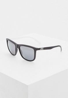 Очки солнцезащитные, Armani Exchange, цвет: черный. Артикул: AR037DMHFTR7.