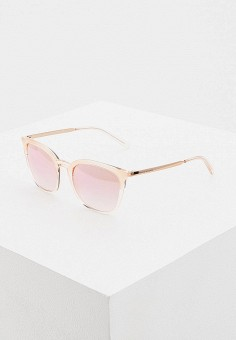 Очки солнцезащитные, Armani Exchange, цвет: розовый. Артикул: AR037DWHFTR1.