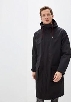 Парка, Armani Exchange, цвет: черный. Артикул: AR037EMHOTB4. Одежда / Верхняя одежда / Парки