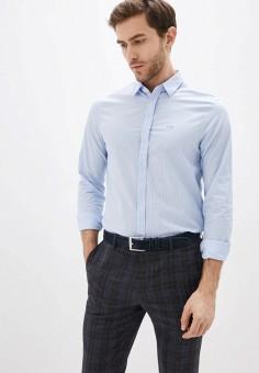 Рубашка, Armani Exchange, цвет: голубой. Артикул: AR037EMHOTE5.