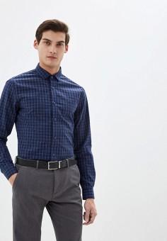 Рубашка, Armani Exchange, цвет: синий. Артикул: AR037EMHOTL0.
