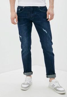 Джинсы, Armani Exchange, цвет: синий. Артикул: AR037EMHOTP3. Одежда / Джинсы