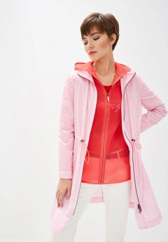 Парка, Armani Exchange, цвет: розовый. Артикул: AR037EWDPQQ2.