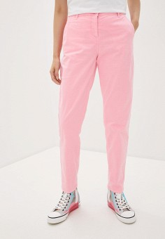Брюки, Armani Exchange, цвет: розовый. Артикул: AR037EWHONW6.