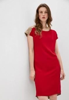 Платье, Armani Exchange, цвет: мультиколор. Артикул: AR037EWJUOP0.
