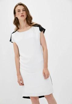 Платье, Armani Exchange, цвет: мультиколор. Артикул: AR037EWJUOP1.