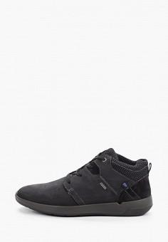 Ботинки, Ara, цвет: синий. Артикул: AR222AMGOXD9. Обувь / Ботинки / Высокие ботинки
