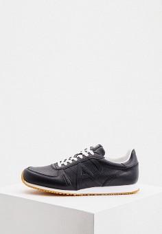 Кроссовки, Armani Jeans, цвет: черный. Артикул: AR411AMJGVT5.