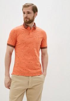 Поло, Armani Jeans, цвет: оранжевый. Артикул: AR411EMJBOI8.