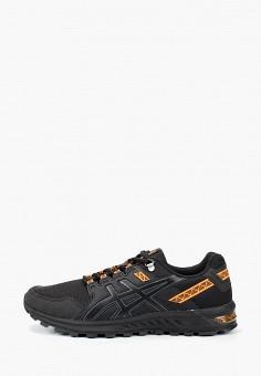Кроссовки, ASICS, цвет: черный. Артикул: AS009AMFHXU6.