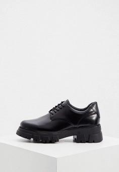 Ботинки, Ash, цвет: черный. Артикул: AS069AWJTQG4. Обувь / Ботинки / Низкие ботинки