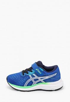 Кроссовки, ASICS, цвет: синий. Артикул: AS455ABHVDP8.