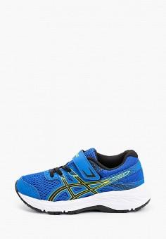 Кроссовки, ASICS, цвет: синий. Артикул: AS455ABHVDQ5.