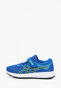Кроссовки, ASICS, цвет: синий. Артикул: AS455ABHVDR3.