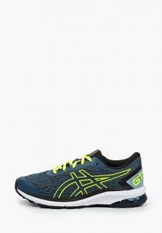 Кроссовки, ASICS, цвет: зеленый. Артикул: AS455ABKAVV6.