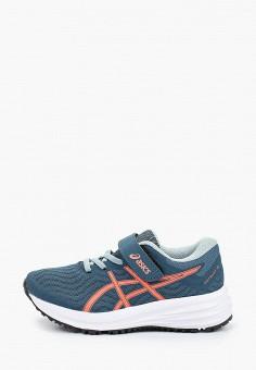 Кроссовки, ASICS, цвет: синий. Артикул: AS455ABKAVX9. Мальчикам / Обувь / Кроссовки и кеды