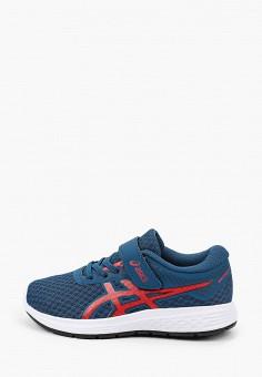 Кроссовки, ASICS, цвет: синий. Артикул: AS455AKHVDR2.