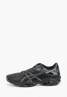 Кроссовки, ASICS, цвет: черный. Артикул: AS455AMGOVD2.