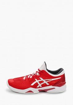 Кроссовки, ASICS, цвет: красный. Артикул: AS455AMHUZC8.