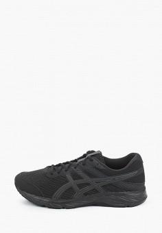 Кроссовки, ASICS, цвет: черный. Артикул: AS455AMHUZE6. Спорт