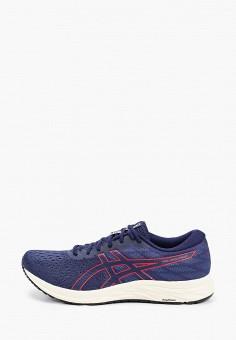 Кроссовки, ASICS, цвет: синий. Артикул: AS455AMHUZG1. Спорт