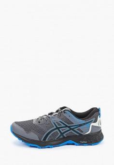 Кроссовки, ASICS, цвет: серый. Артикул: AS455AMHVAE5.
