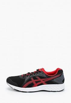 Кроссовки, ASICS, цвет: черный. Артикул: AS455AMHVAH4.