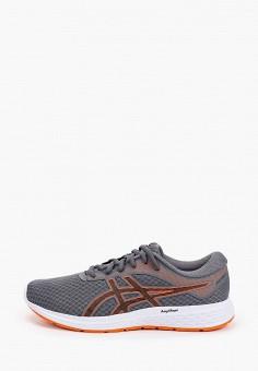 Кроссовки, ASICS, цвет: серый. Артикул: AS455AMHVAH8.