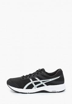 Кроссовки, ASICS, цвет: черный. Артикул: AS455AMKBUN0.