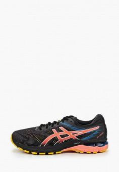 Кроссовки, ASICS, цвет: черный. Артикул: AS455AMKBWH3. Спорт