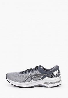 Кроссовки, ASICS, цвет: серый. Артикул: AS455AMKBXV1.