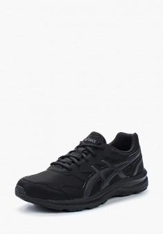 Кроссовки, ASICS, цвет: черный. Артикул: AS455AMZTP41.