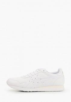 Кроссовки, ASICS, цвет: белый. Артикул: AS455AWHUZB9.