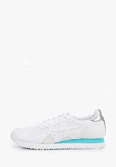 Кроссовки, ASICS, цвет: белый. Артикул: AS455AWHUZC0.
