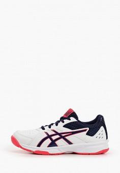 Кроссовки, ASICS, цвет: белый. Артикул: AS455AWHVAK4.