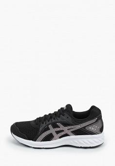 Кроссовки, ASICS, цвет: черный. Артикул: AS455AWHVBC2.