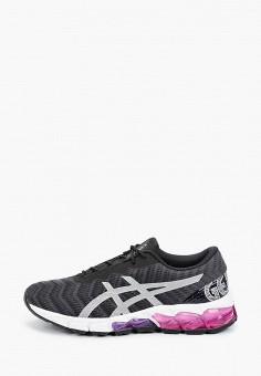 Кроссовки, ASICS, цвет: серый. Артикул: AS455AWKBXD0.