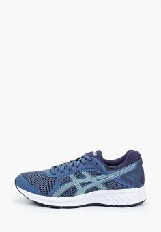 Кроссовки, ASICS, цвет: синий. Артикул: AS455AWKBXR4.