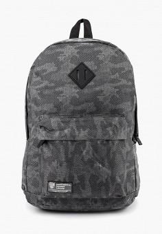 Рюкзак, Atributika & Club?, цвет: серый. Артикул: AT006BUEX608. Аксессуары / Рюкзаки / Рюкзаки