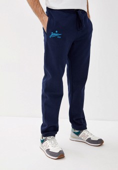 Брюки спортивные, Atributika & Club?, цвет: синий. Артикул: AT006EMIJXD0. Одежда / Брюки / Спортивные брюки