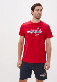 Футболка, Atributika & Club?, цвет: красный. Артикул: AT006EMJQGS7. Одежда / Футболки и поло