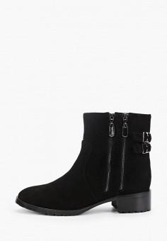 Ботильоны, Balex, цвет: черный. Артикул: BA003AWFTWF0. Обувь / Ботильоны