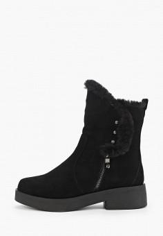 Полусапоги, Balex, цвет: черный. Артикул: BA003AWFTWF7. Обувь / Сапоги / Полусапоги