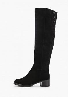 Ботфорты, Balex, цвет: черный. Артикул: BA003AWFTWH9. Обувь / Сапоги / Ботфорты