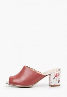 Сабо, Balex, цвет: розовый. Артикул: BA003AWJBGI1. Обувь / Обувь с увеличенной полнотой