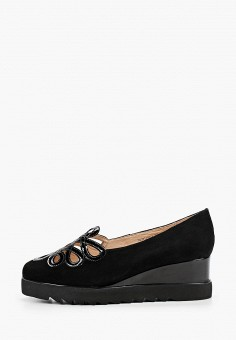 Туфли, Balex, цвет: черный. Артикул: BA003AWJBGI7. Обувь / Обувь с увеличенной полнотой
