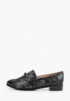 Лоферы, Balex, цвет: черный. Артикул: BA003AWJBGJ9. Обувь / Обувь с увеличенной полнотой